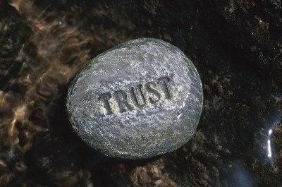 Trust Stone