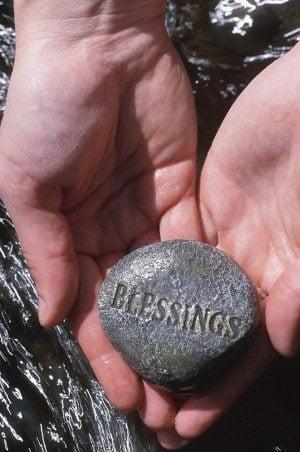 Blessings Stone